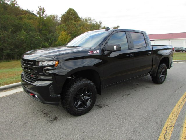 2019 Silverado 1500 Crew Cab 4x4,  Pickup #47263 - photo 4