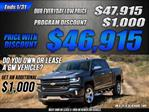 2018 Silverado 1500 Crew Cab 4x4,  Pickup #47277 - photo 5