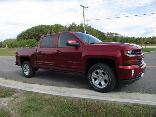 2018 Silverado 1500 Crew Cab 4x4,  Pickup #47375 - photo 11