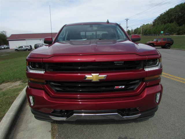 2018 Silverado 1500 Crew Cab 4x4,  Pickup #47375 - photo 12