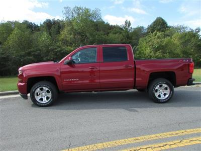 2018 Silverado 1500 Crew Cab 4x4,  Pickup #47375 - photo 8