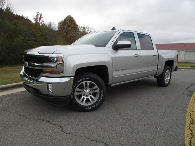 2018 Silverado 1500 Crew Cab 4x2,  Pickup #47504 - photo 3