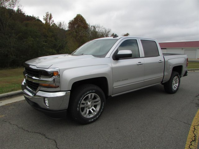 2018 Silverado 1500 Crew Cab 4x2,  Pickup #47504 - photo 4