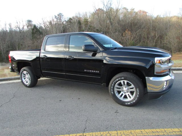 2018 Silverado 1500 Crew Cab 4x2,  Pickup #47839 - photo 8