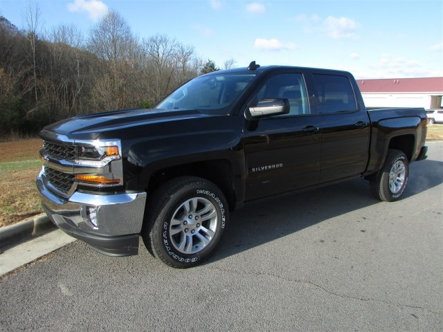 2018 Silverado 1500 Crew Cab 4x2,  Pickup #47839 - photo 4