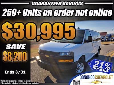 2020 Chevrolet Express 2500 4x2, Passenger Wagon #52480 - photo 2