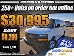2020 Chevrolet Express 2500 4x2, Passenger Wagon #52481 - photo 2