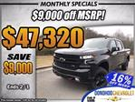 2021 Chevrolet Silverado 1500 Crew Cab 4x4, Pickup #53005 - photo 37