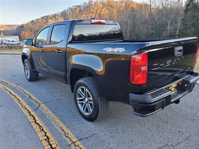 2021 Chevrolet Colorado Crew Cab 4x4, Pickup #53184 - photo 2