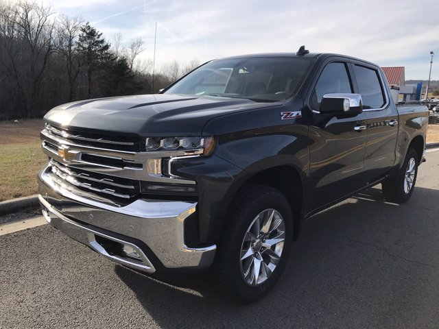 2021 Chevrolet Silverado 1500 Crew Cab 4x4, Pickup #53248 - photo 5