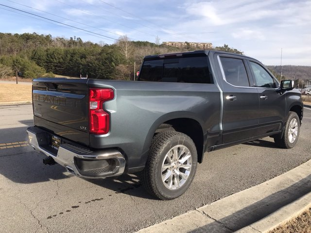 2021 Chevrolet Silverado 1500 Crew Cab 4x4, Pickup #53248 - photo 8