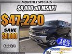 2021 Chevrolet Silverado 1500 Crew Cab 4x4, Pickup #53248 - photo 2