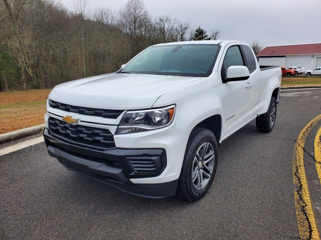 2021 Chevrolet Colorado Extended Cab 4x2, Pickup #53329 - photo 4