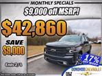 2021 Chevrolet Silverado 1500 Crew Cab 4x4, Pickup #53368 - photo 1