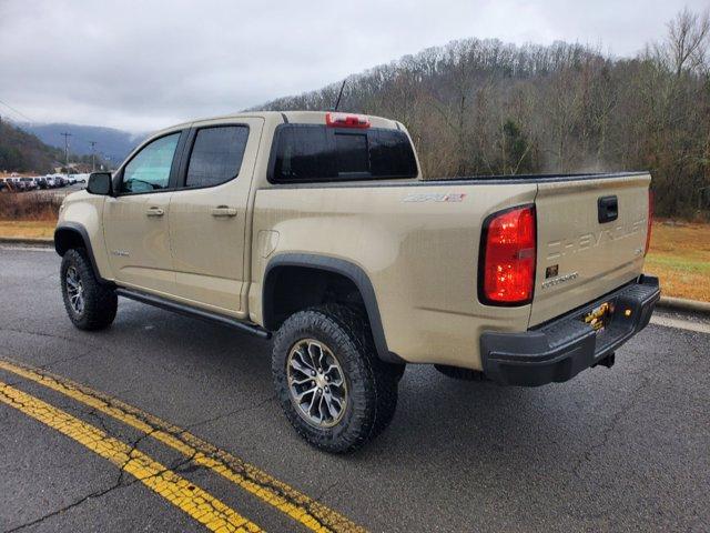 2021 Chevrolet Colorado Crew Cab 4x4, Pickup #53373 - photo 2