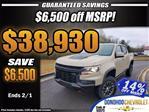 2021 Chevrolet Colorado Crew Cab 4x4, Pickup #53373 - photo 1