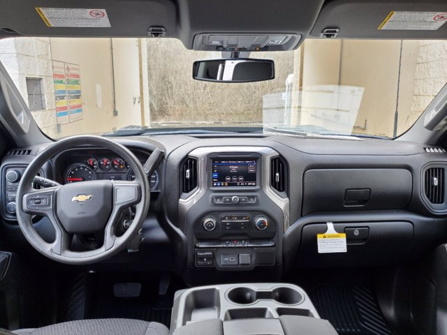 2021 Chevrolet Silverado 2500 Crew Cab 4x4, Pickup #53375 - photo 19