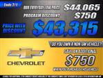 2021 Chevrolet Silverado 2500 Crew Cab 4x4, Pickup #53390 - photo 2