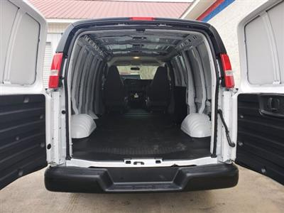 2021 Chevrolet Express 2500 4x2, Empty Cargo Van #53393 - photo 2