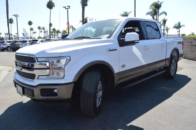 2019 F-150 SuperCrew Cab 4x4, Pickup #C2135 - photo 4