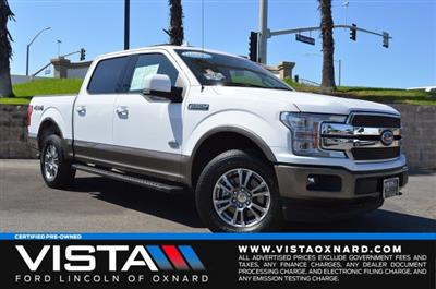 2019 F-150 SuperCrew Cab 4x4, Pickup #C2135 - photo 1
