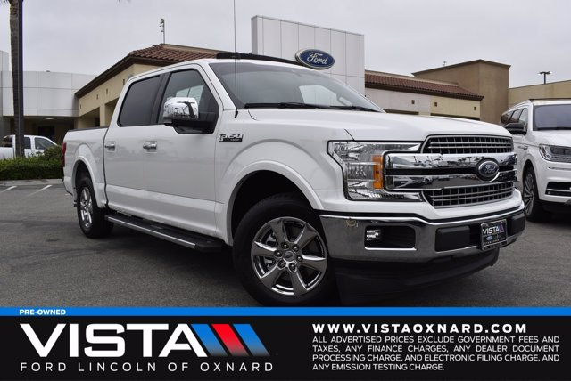 2020 F-150 SuperCrew Cab 4x2, Pickup #F03540 - photo 1