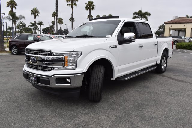 2020 Ford F-150 SuperCrew Cab RWD, Pickup #UF03540 - photo 5