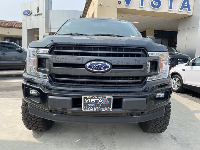 2020 F-150 SuperCrew Cab 4x4, Pickup #F03589 - photo 4