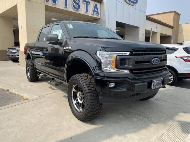 2020 F-150 SuperCrew Cab 4x4, Pickup #F03589 - photo 5