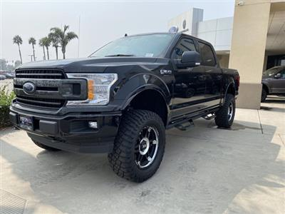 2020 F-150 SuperCrew Cab 4x4, Pickup #F03589 - photo 2