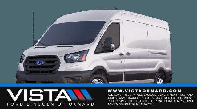 2020 Ford Transit 250 Med Roof AWD, Empty Cargo Van #F03894 - photo 1