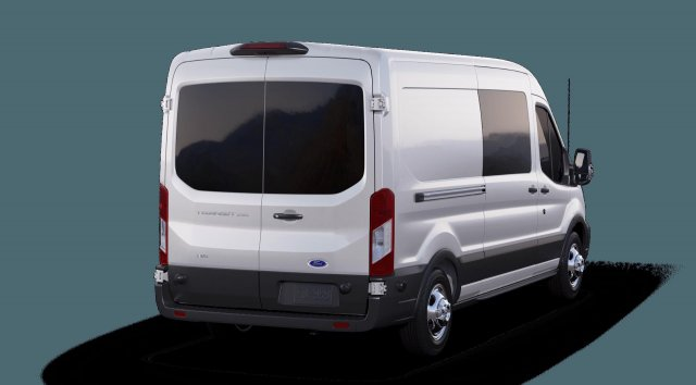 2020 Ford Transit 250 Med Roof AWD, Empty Cargo Van #F03894 - photo 5