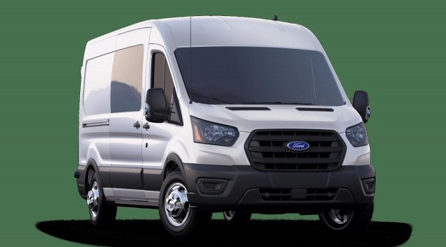 2020 Ford Transit 250 Med Roof AWD, Empty Cargo Van #F03894 - photo 6