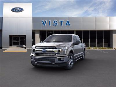 2020 Ford F-150 SuperCrew Cab 4x4, Pickup #F04072 - photo 3