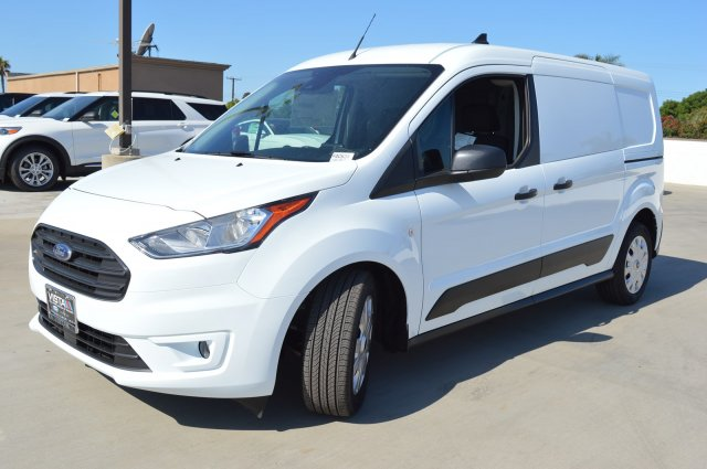 2020 Ford Transit Connect FWD, Empty Cargo Van #F0C620 - photo 4