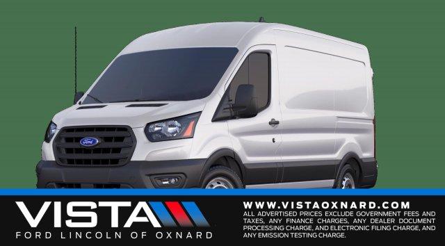 2020 Transit 150 Med Roof RWD, Empty Cargo Van #F0C639 - photo 1