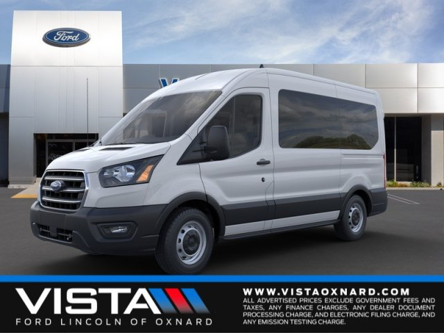 2020 Transit 150 Med Roof RWD, Passenger Wagon #F0C660 - photo 1