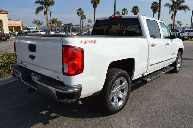 2017 Silverado 1500 Crew Cab 4x4,  Pickup #F81883A - photo 2