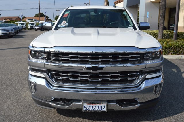 2017 Silverado 1500 Crew Cab 4x4,  Pickup #F81883A - photo 4