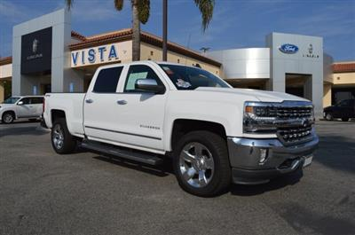 2017 Silverado 1500 Crew Cab 4x4,  Pickup #F81883A - photo 1