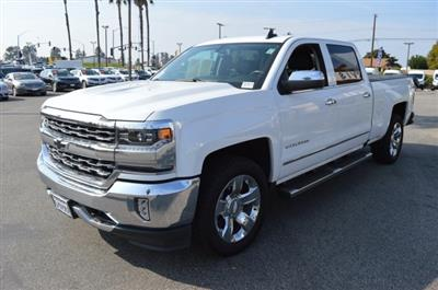 2017 Silverado 1500 Crew Cab 4x4,  Pickup #F81883A - photo 5