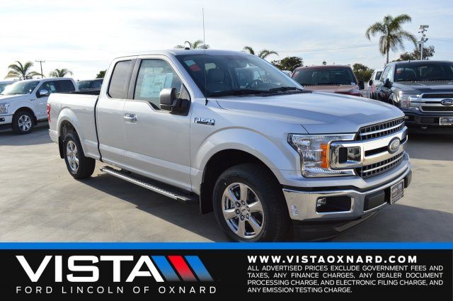 2018 F-150 Super Cab 4x2,  Pickup #F82859 - photo 1