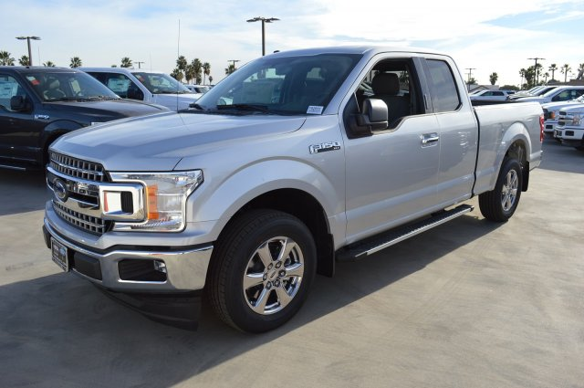 2018 F-150 Super Cab 4x2,  Pickup #F82859 - photo 4