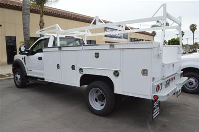 2018 F-450 Regular Cab DRW 4x2,  Scelzi Signature Service Body #F8C461 - photo 2