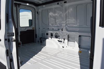 2018 Transit 250 Med Roof 4x2,  Empty Cargo Van #F8C505 - photo 2