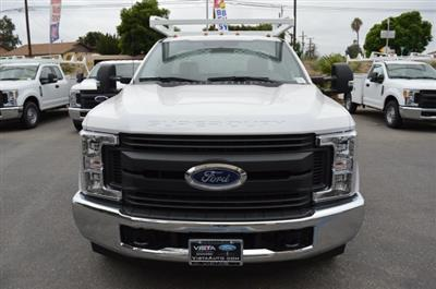 2018 F-350 Regular Cab DRW 4x2,  Scelzi CTFB Contractor Body #F8C525 - photo 3