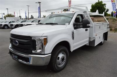 2018 F-350 Regular Cab DRW 4x2,  Scelzi CTFB Contractor Body #F8C525 - photo 4