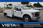 2018 F-350 Regular Cab DRW 4x2,  Scelzi CTFB Contractor Body #F8C525 - photo 1