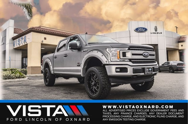 2019 F-150 SuperCrew Cab 4x4,  Rocky Ridge Pickup #F90901 - photo 1