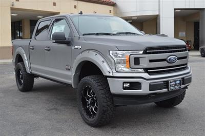 2019 F-150 SuperCrew Cab 4x4,  Rocky Ridge Pickup #F90901 - photo 4